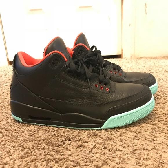 watch 078f0 d06e1 Air Jordan Retro 3 Yeezy Custom